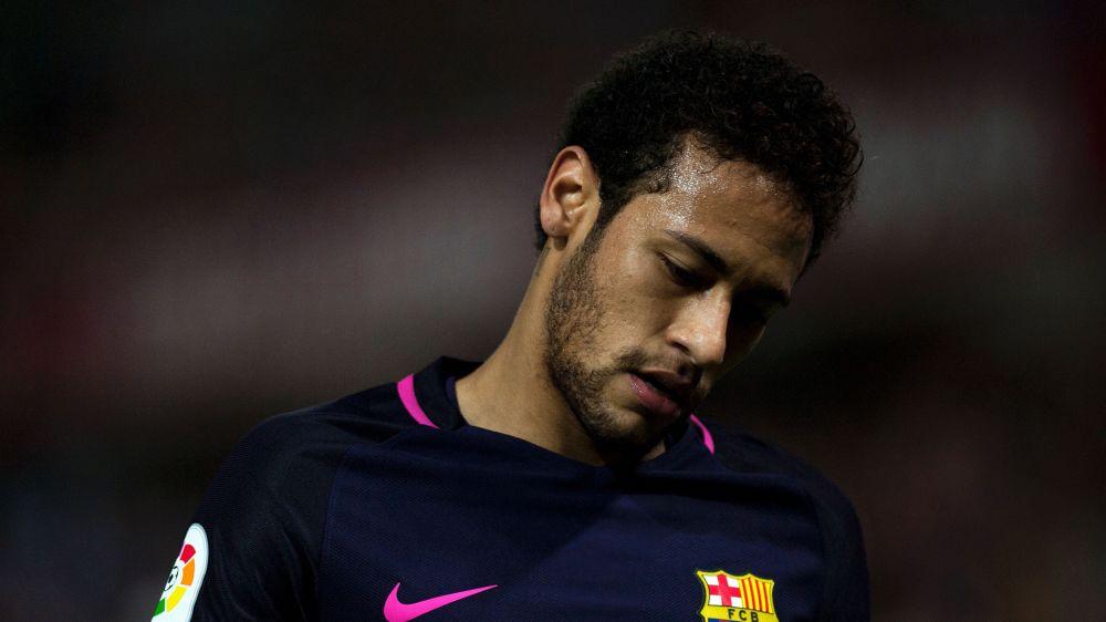 Barcelona: Neymar für drei Spiele gesperrt