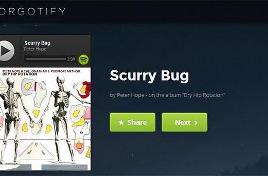 Tiptoe through Spotify's untouched tunes with Forgotify
