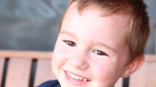 'I have lost a part of myself': Mom's plea to parents after four-year-old son dies from flu