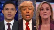 Trump Impeachment Hearings Gives Late Night Plenty To Laugh About