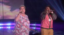 Missy Elliott and her 'funky white sister' collaborate for 'Ellen' performance