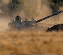 Israeli ground forces are attacking Gaza, Israel says