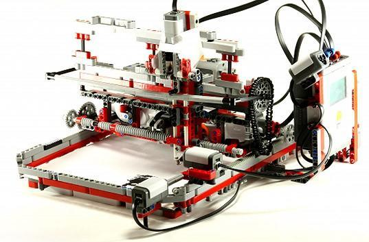Inhabitat's Week in Green: i-oniq hybrid, spherical solar cell and an incredible LEGO printer