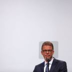 Deutsche Bank CEO readies investment bank cuts as stock hits low