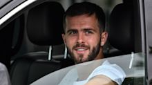 Pjanic trains at Barcelona for first time after coronavirus all-clear