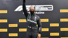 Hamilton wants racing records, racial justice ahead of Hungarian GP