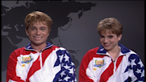 Weekend Update: Kerri and Kippy Strug