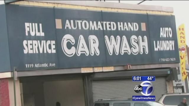 Worker killed in car wash accident in Brooklyn