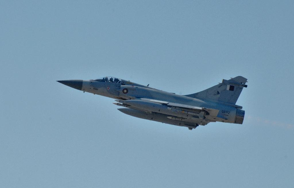 The United Arab Emirates accuses Gulf rival Qatar of scambling fighter jets to within little more than three kilometres (two miles) of two of its passenger flights headed for Bahrain