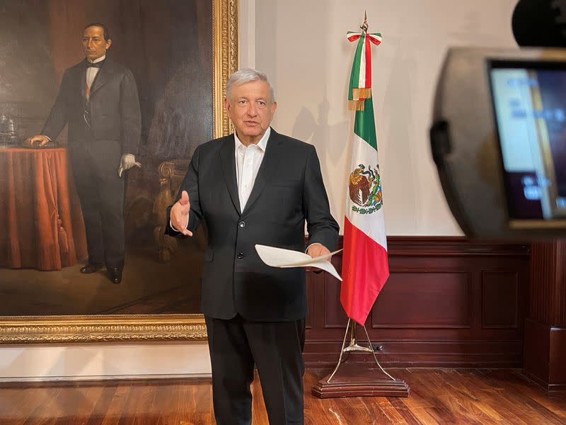 COVID-19 vaccine diplomacy: Mexico courts allies across ...