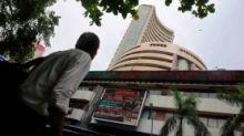 Sensex Plummets Over 400 Points, Nifty Ends Above 10,800 Mark