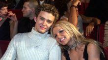 Britney Spears calls Justin Timberlake a 'genius' as she addresses 2002 split