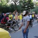 Dozens of people reported missing in Colombian protests
