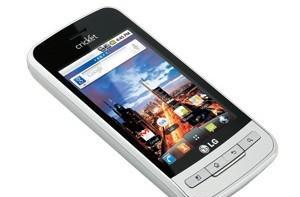 Cricket Wireless launches LG Optimus C for $130 off-contract