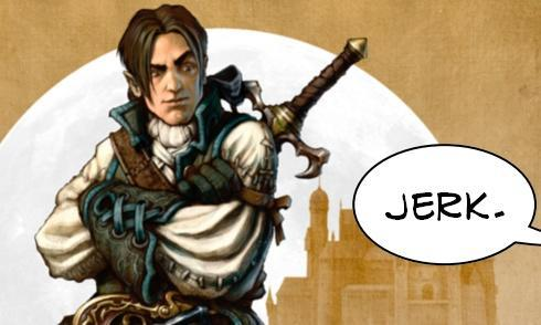 Lionhead wants your insults for Fable 2