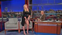 Amy Schumer Shows David Letterman Her Vagina