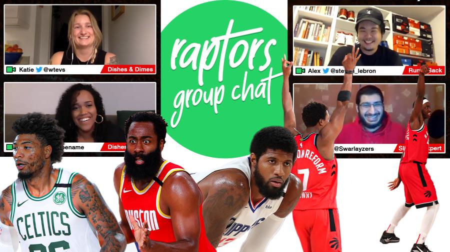 Raptors Twitter, Celtics slander & NBA Bubble surprises
