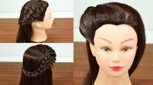 Hairstyle Tutorial: Crown Braid Hairstyle