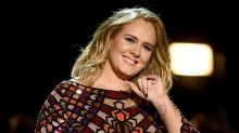 Adele expresses public support for friend with postpartum psychosis