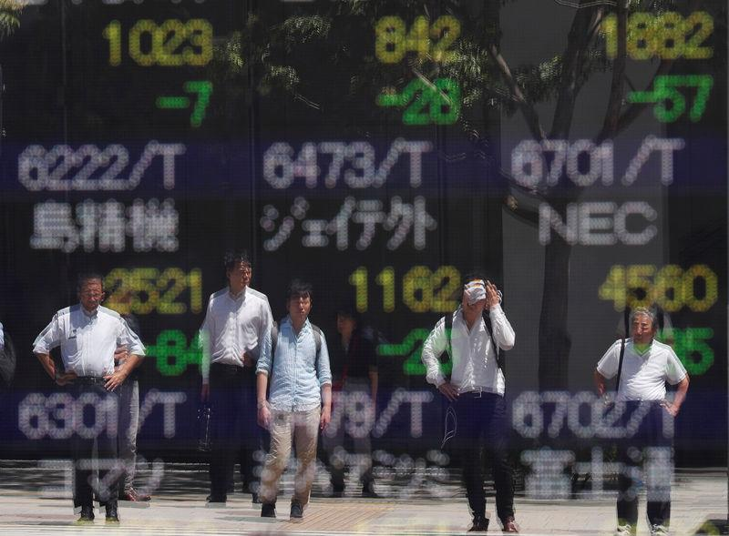 U.S.-China trade hopes revive stocks protests leave scars