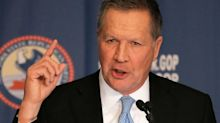 Trump hopes Kasich runs against him. Kasich advisor responds: 'Careful what you wish for'