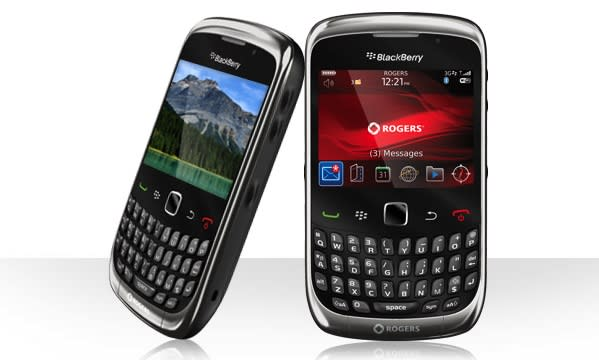 BlackBerry Curve 3G (9300) is officially BlackBerry 6 ready