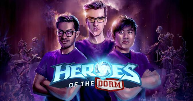 Heroes of the Dorm