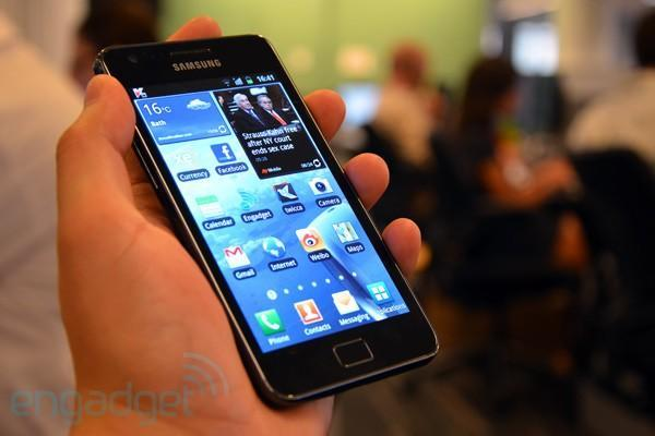 Samsung Galaxy S II not coming to Verizon after all? (update: confirmed)