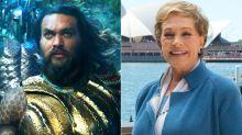 Julie Andrews has a secret role in Aquaman