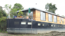 The Thames and Me: a houseboat owner talks about the connection he has with the River Thames