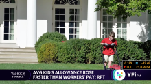 Children's allowance is rising faster than workers pay
