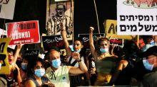 Besieged Benjamin Netanyahu Blames Israel's Protests on Epstein Money