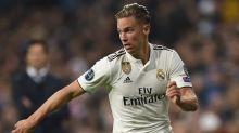 La injusticia de Zidane: Marcos Llorente no, pero su hijo Luca sí