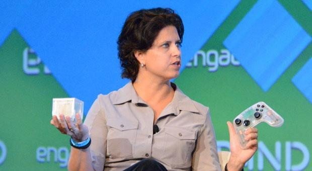 OUYA founder and CEO Julie Uhrman on the Motorola StarTAC and fitness gadget dependency