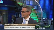 Navigating Syria & taper concerns