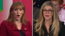 Question Time viewers slam Emma Barnett after host asked Angela Rayner if Labour would 'nationalise sausages'