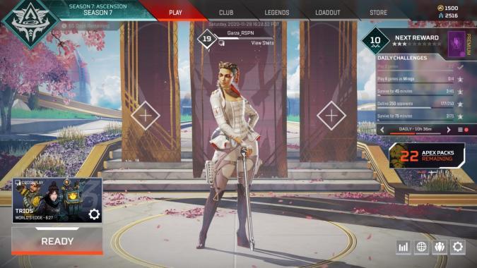 Apex Legends Tweaks Season Seven Battle Pass After Players Complain Engadget