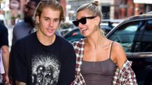 Hailey Baldwin Just Posted a Smokin' Hot Photo of Her and Justin Bieber Making Out