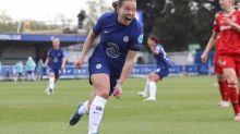 Foot - ANG (F) - Fran Kirby élue meilleure joueuse d'Angleterre par la presse