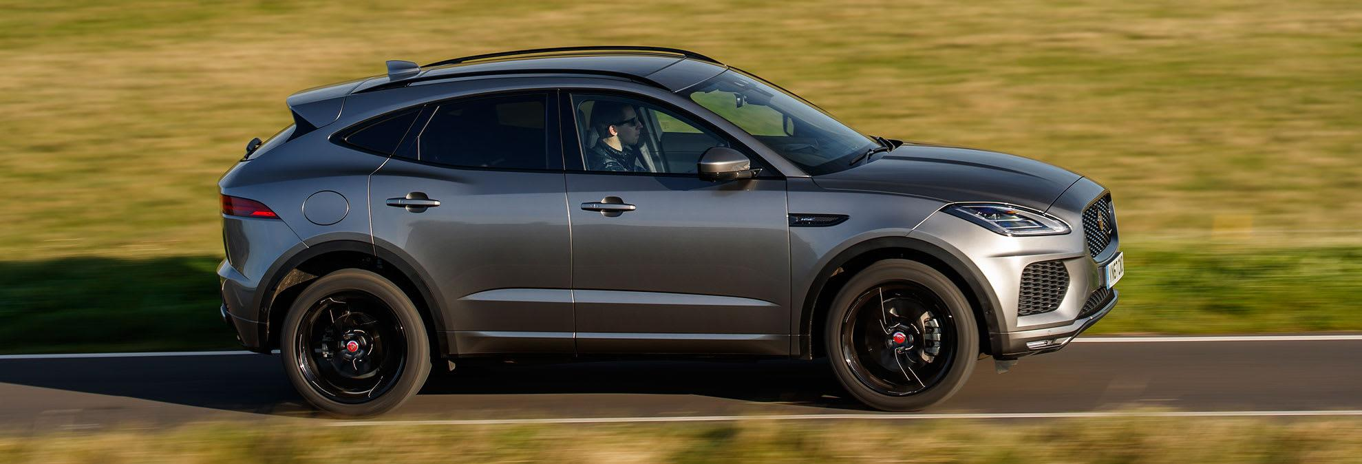 2018 Jaguar E Pace Joins The Compact Luxury Suv Party