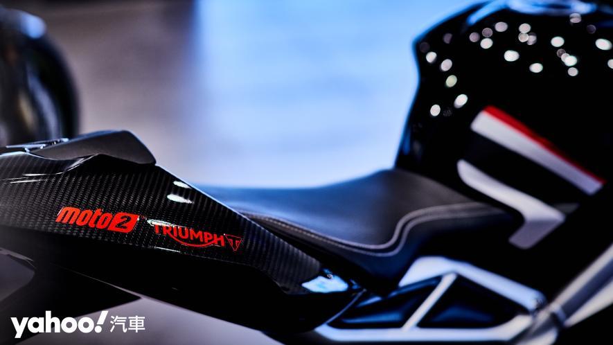唯一官方認可道路化廠車!Triumph Daytona Moto2 765 Limited Edition實車鑑賞! - 7