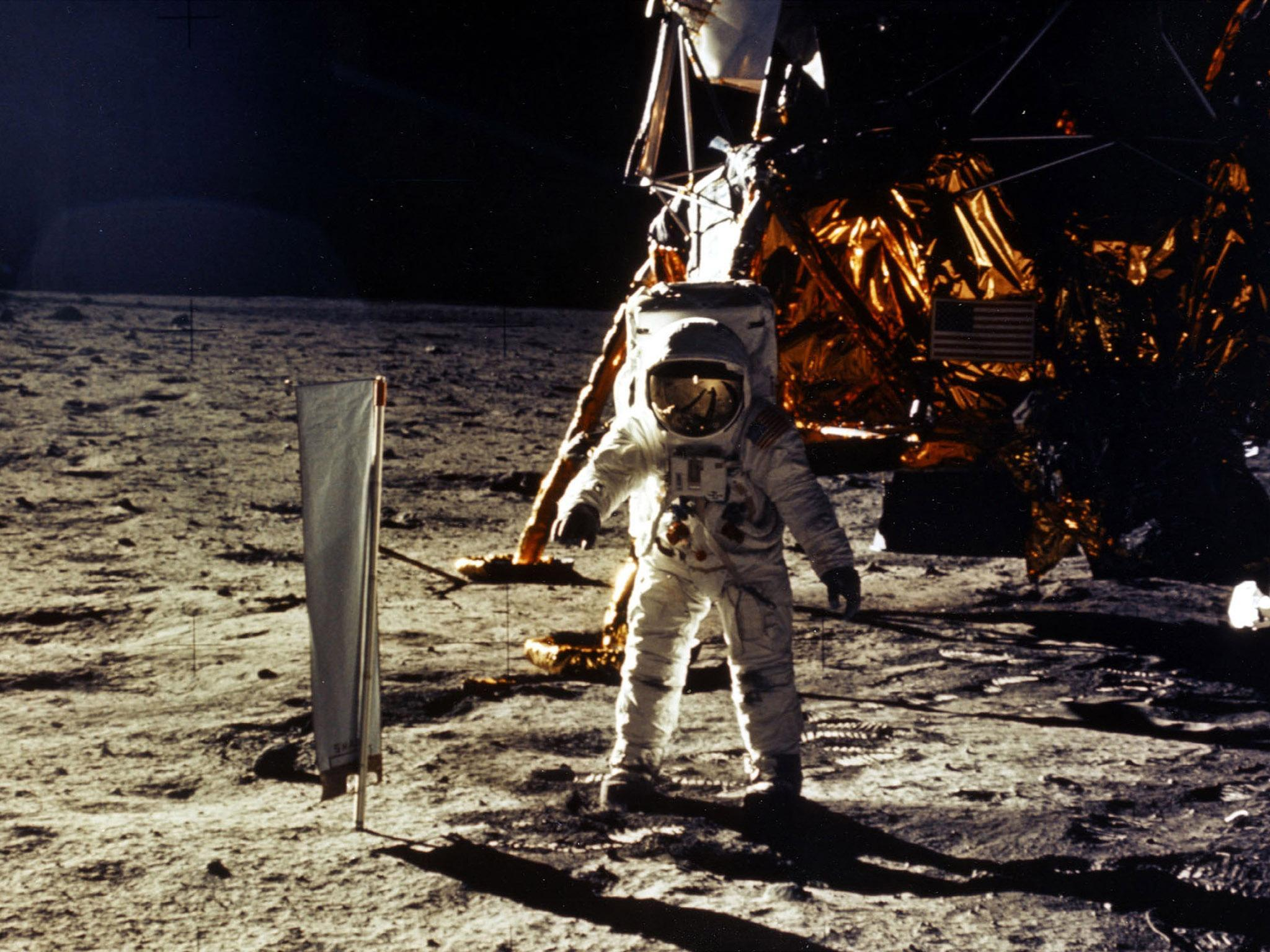 "This weekend marks 50 years since astronaut Neil Armstrong became the first person to walk on the lunar surface.The landing craft carrying the Apollo 11 Commander and fellow astronaut Buzz Aldrin touched down on the moon on July 20 1969, before Armstrong stepped out and onto the surface, declaring: ""That's one small step for a man, one giant leap for mankind.""Armstrong made history as he placed his left foot on the moon at 3.56am UK time on July 21, making him the first human to ever step on anything that has not existed on or originated from the Earth.Aldrin followed a few moments later, as their colleague Michael Collins waited in the command module in orbit around the moon.As the world marvelled 50 years ago, interest in the moon remains high today with ambitions to return after the last Apollo mission in 1972.US vice president Mike Pence has told Nasa that president Donald Trump wants astronauts back on the moon within five years, while multinational plans are in the works for a new space station around it.The UK Space Agency is bidding to play a part in the communication and refuelling elements of the proposed Lunar Orbital Platform - Gateway, a future outpost intended to serve as a laboratory and short-term accommodation post for astronauts exploring the moon.Collins, who attended a celebration at Kennedy Space Centre's Launch Complex 39A in Florida on Tuesday, described it as a ""wonderful feeling"" to be back at the spot where the Saturn V rocket blasted the trio off into space.""Apollo 11 ... was serious business,"" he said.""We, crew, felt the weight of the world on our shoulders. We knew that everyone would be looking at us, friend or foe, and we wanted to do the best we possibly could.""For much of the week, people from all walks of life have been sharing their own memories of Apollo 11, but interest has not stopped at those able to witness the historic feat, with events carried out across the globe.According to a survey by Lego of 1,000 children aged between eight and 12, 90% want to learn more about space, while 87% were able to correctly identify Armstrong as the first person to walk on the moon.Professor Mike Cruise, president of the Royal Astronomical Society, said: ""I was a young space scientist when the Apollo 11 spacecraft landed, but the memory of this extraordinary moment has stayed with me throughout my life.""The grand ambitions of the Apollo programme inspired people around the world and the 50th anniversary is a special moment.""It is a time to reflect not only on the heroism of the astronauts and the amazing talents of all those involved in the missions, but to think big once again about exploring space, and the exciting prospects for those considering careers in science.""Agencies contributed to this report."