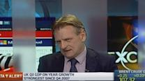 UK flash GDP: 'Doesn't tell us anything new'