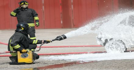 Firefighting Foam Linked to Cancer
