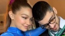 Gigi Hadid and Zayn Malik share first family picture with their one-month-old daughter