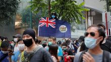 UK extends immigration rights for 3M eligible Hong Kongers