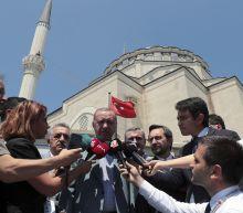 Turkey slams southern EU nations on drilling bid off Cyprus