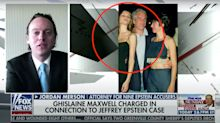 Fox News Edits Trump Out Of Jeffrey Epstein Photo — Leaves In Melania