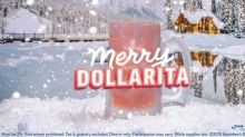 Eat, Drink and Be Merry DOLLARITA™ This December at Applebee's®