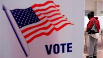 Suspense to the end, Obama, Romney yield to voters